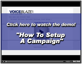 voice broadcasting demo video